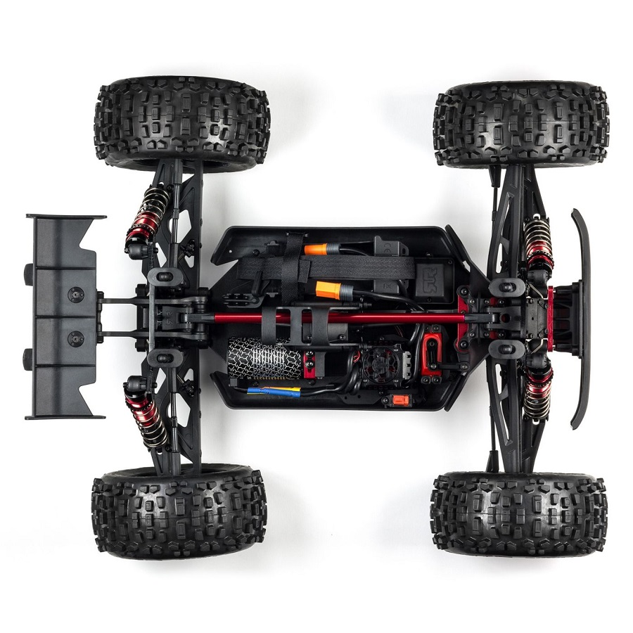 ARRMA 2019 1/8 OUTCAST 6S BLX 4WD Brushless Stunt Truck RTR