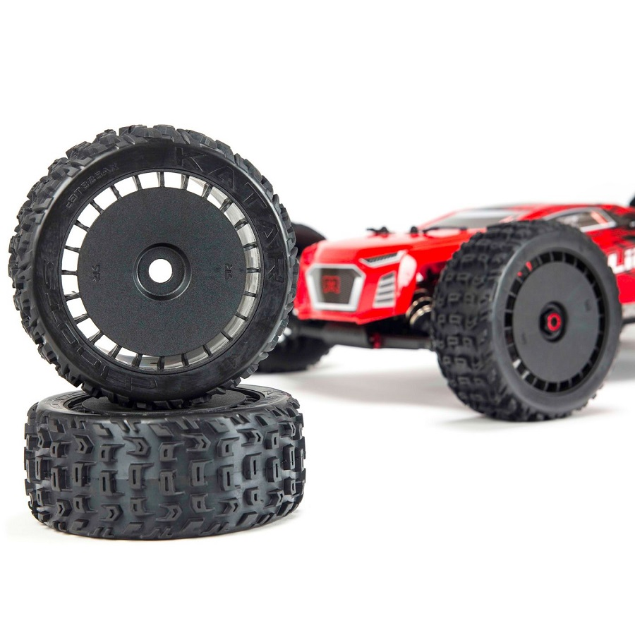 ARRMA 2019 1/8 TALION 6S BLX 4WD Brushless Sport Performance Truggy RTR