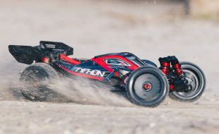 ARRMA 2019 1/8 TYPHON 6S BLX 4WD Brushless Buggy RTR [VIDEO]
