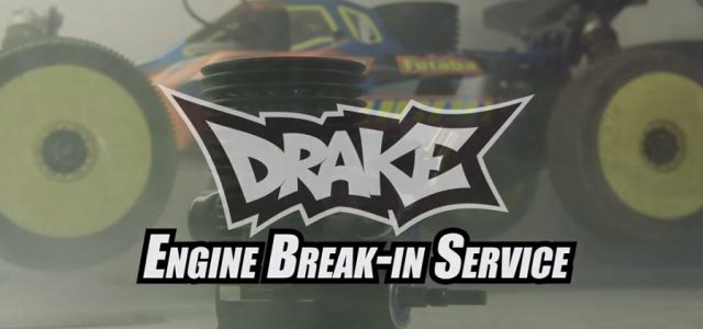 Adam Drake Nitro Engine Break-In Service [VIDEO]