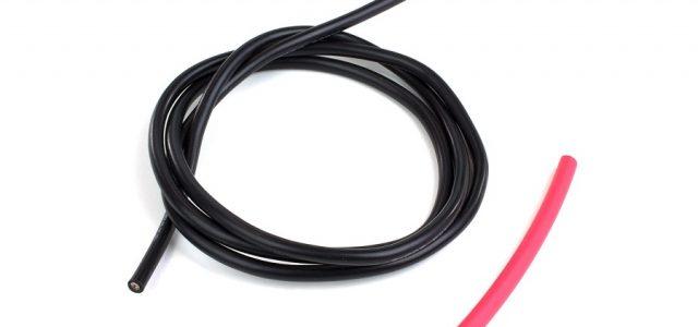 Avid Black Silicone Wire