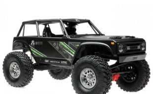 Axial 1/10 Wraith 1.9 4WD Brushed RTR [VIDEO]
