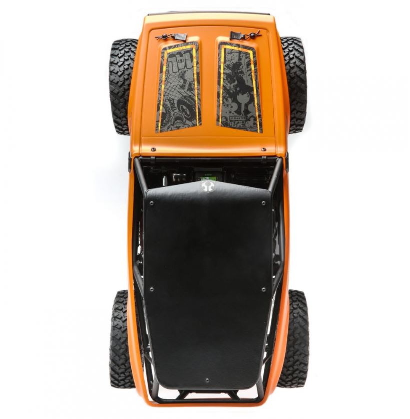 Axial 110 Wraith 1.9 4WD Brushed RTR