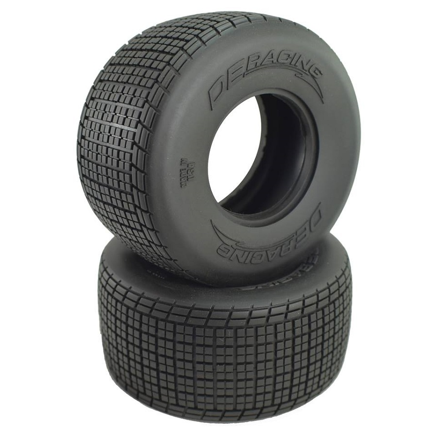 DE Racing Outlaw Sprint HB Dirt Oval Tire (1)