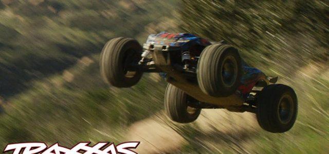 Downhill Shredding With The Traxxas Rustler 4X4 VXL [VIDEO]