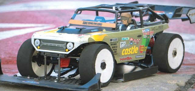 DRAGBOLT: Inside The World's Fastest Axial SCX10