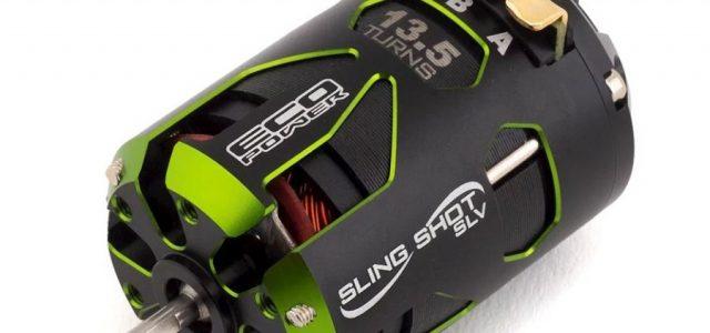 """EcoPower """"Sling Shot SLV"""" 13.5t Sensored Brushless Motor"""