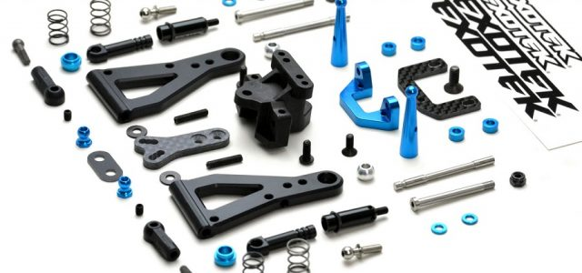 Exotek V2 IFS Set For The Tamiya TRF103/F104 & Exotek F1R3
