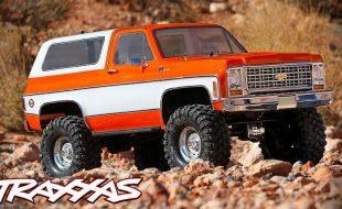 Introducing The Traxxas TRX-4 Blazer [VIDEO]