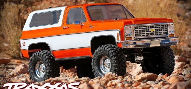 Introducing The Traxxas TRX-4 Blazer [VIDEO]