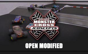 JConcepts Monster Cross – Open Modified Final [VIDEO]