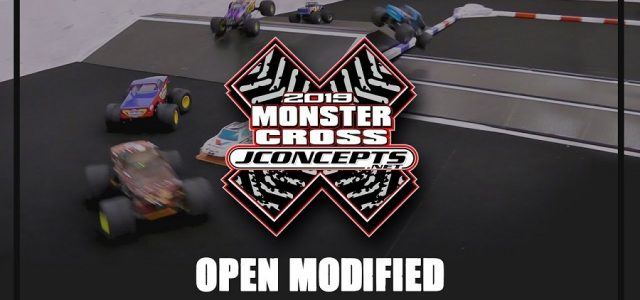 JConcepts Monster Cross – Open Modified Final [VIDEO]