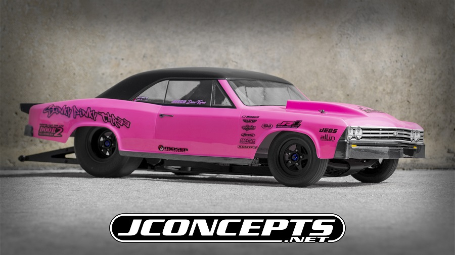 JConcepts Stinky Pinky 3 Replica Build