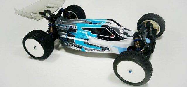 Leadfinger Racing A2 Tactic Clear Body For The AE RC10B6.1