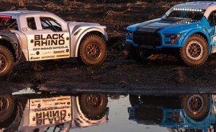 Losi 2018 Ford Raptor Baja Rey 1/10 RTR 4WD Desert Racer [VIDEO]