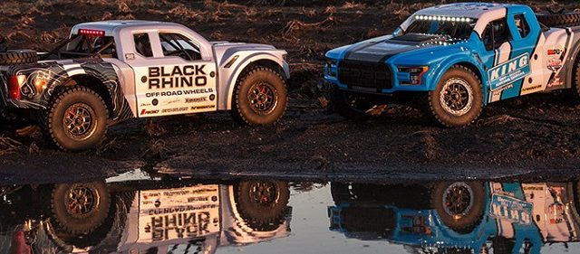 Losi 2018 Ford Raptor Baja Rey 1/10 RTR 4WD Desert Racer [VIDEO]