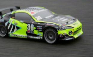 Michele Abbate GrrRacing E10 Touring Car [VIDEO]