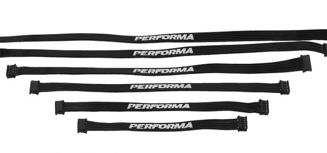 Performa P1 Ultra Soft Flat Sensor Wires