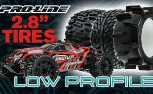 Pro-Line Low Profile 2.8″ Tires [VIDEO]