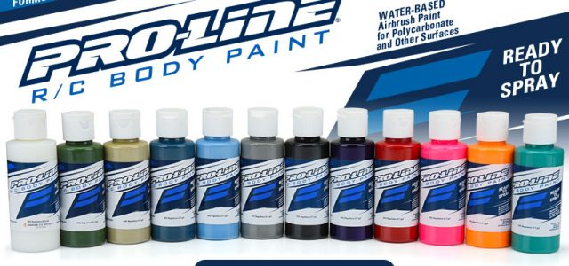 Pro-Line Paint Release Phase 3
