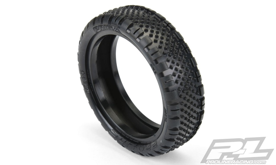 "Pro-Line Prism 2.2"" 2WD Off-Road Carpet Buggy Front Tires"