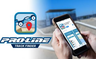 Pro-Line Track Finder iPhone App [VIDEO]