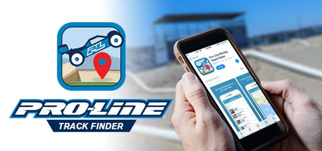 Pro Line Track Finder Iphone App Video Rc Car Action
