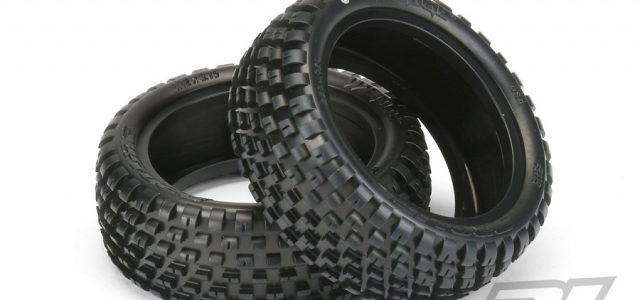 Pro-Line Wedge LP 2.2″ 4WD Off-Road Carpet Buggy Front Tires