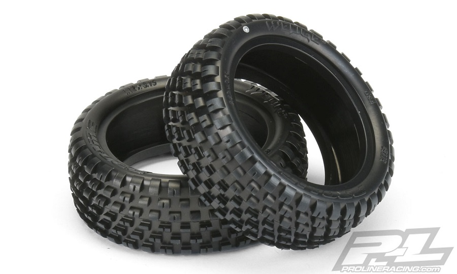 "Pro-Line Wedge LP 2.2"" 4WD Off-Road Carpet Buggy Front Tires"