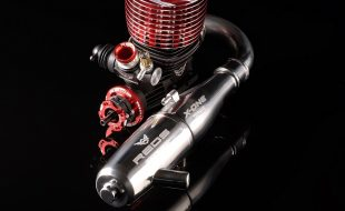 REDS Racing 721 Scuderia Nitro Engine