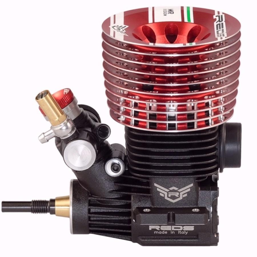 REDS Racing 721 Scuderia Nitro Engine