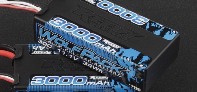 Reedy Wolfpack Shorty LiPo Batteries With T-Plug