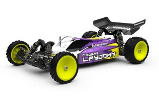 Schumacher Cougar Laydown 1/10 2WD Off-Road Buggy