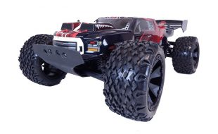 T-Bone Racing Front Bumper & Wheelie Bar For The Redcat Shredder XT