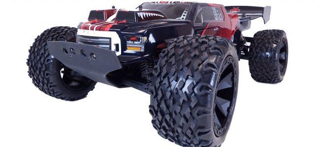 T-Bone Racing Front Bumper & Wheelie Bar For The Redcat Shredder XT