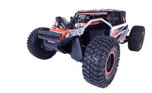 T-Bone Racing Front/Rear Bumpers & Shock Guards For The Losi Super Rock Rey