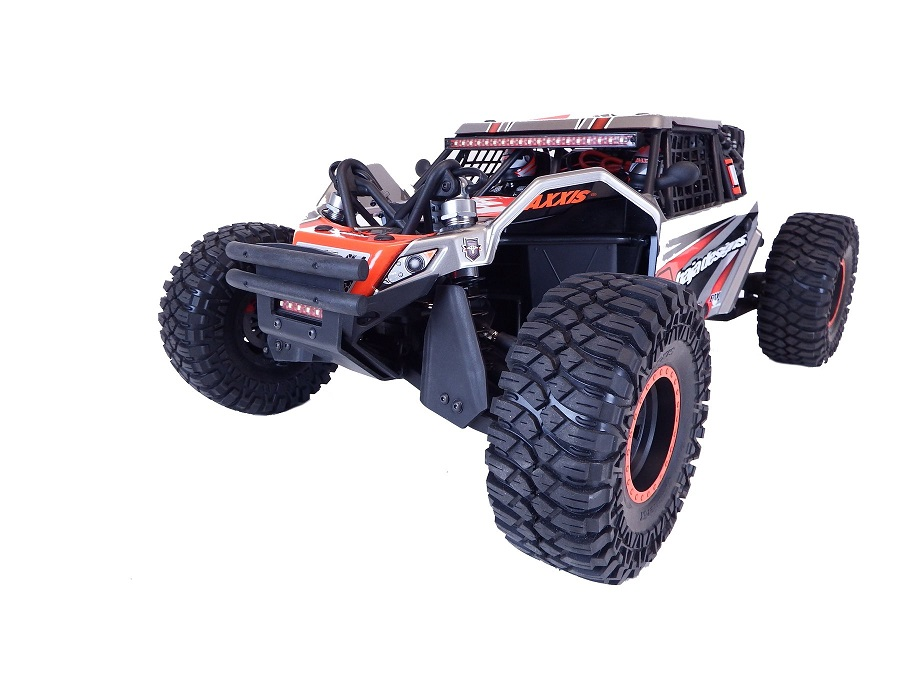 NEW Losi Tenacity SCT Front and Rear Bumper Set with Mounts Mud Flaps