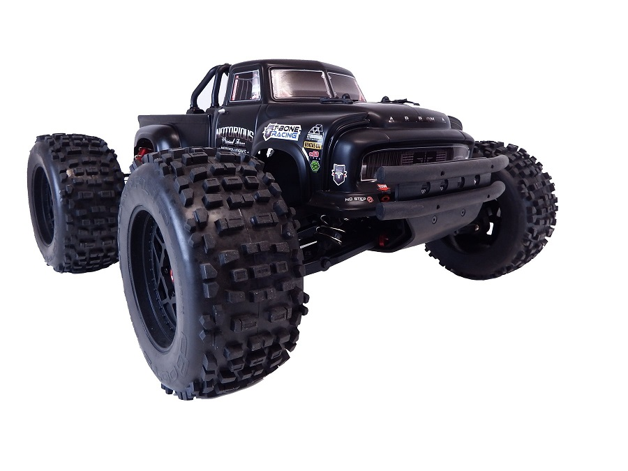 T-Bone Racing Option Parts For The ARRMA Notorious/Outcast