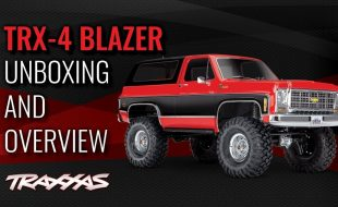 Traxxas TRX-4 Blazer Unboxing &  Overview [VIDEO]