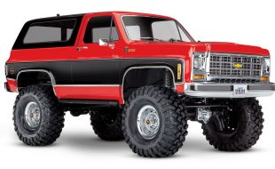 SOON: Traxxas TRX-4 Chevy Blazer