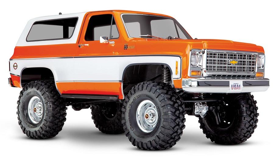 Nouvelle carro pour le TRX4 : Chevrolet Blazer