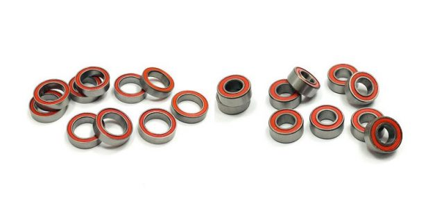 Trinity Certified Red Seal Ceramic Bbearings Bulk Packs