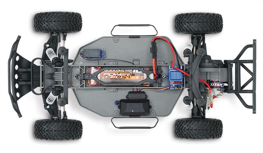 Valentino Rossi VR46 Special Edition Traxxas Slash