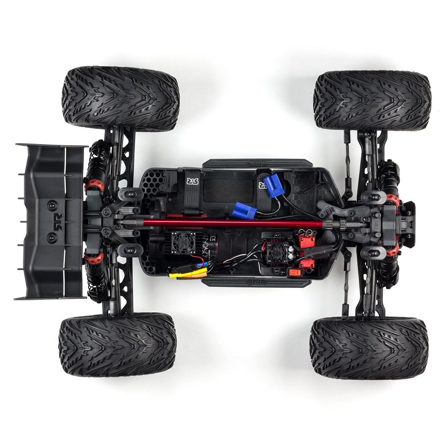 ARRMA 1/10 KRATON 4x4 4S BLX Brushless Monster Truck RTR