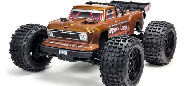 ARRMA 1/10 OUTCAST 4×4 4S BLX Brushless Truggy RTR [VIDEO]