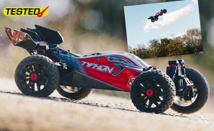 TESTED: Arrma Typhon 3S BLX