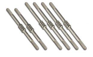 JConcepts T6.1 & SC6.1 Fin Titanium Turnbuckle Kit