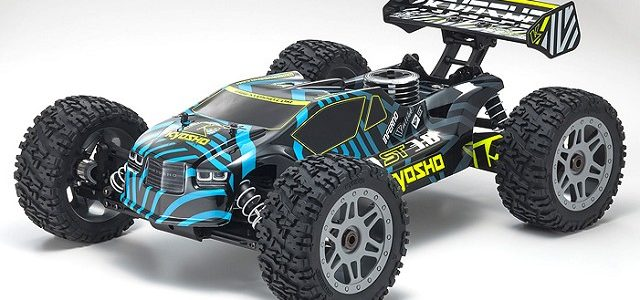 Kyosho Inferno Neo ST GP 3.0 [VIDEO]