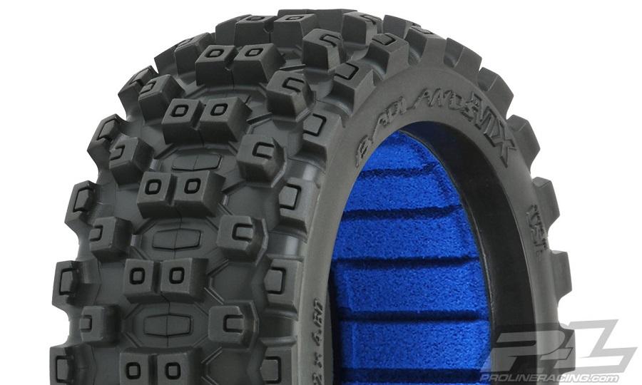 Pro-Line Badlands MX All Terrain 1:8 Buggy Tires