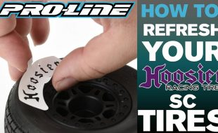 Pro-Line HOW-TO: Refresh Hoosier SC Tires [VIDEO]